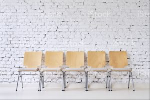 湯房蔵屋JOB_求人トップ画像の並んだ椅子