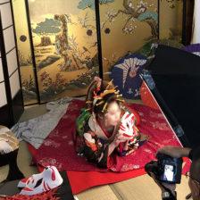 福岡博多中洲_高級ソープランド湯房蔵屋_花魁撮影風景